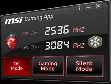 MSI Gaming App 2019 Download Latest Version for PC