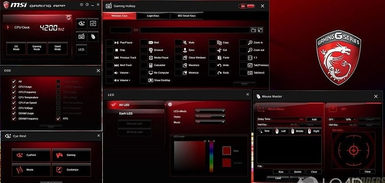 msi app for pc