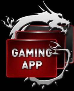 MSI Gaming App 2021