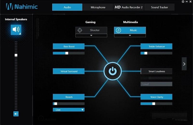 MSI Nahimic 3 Screenshot