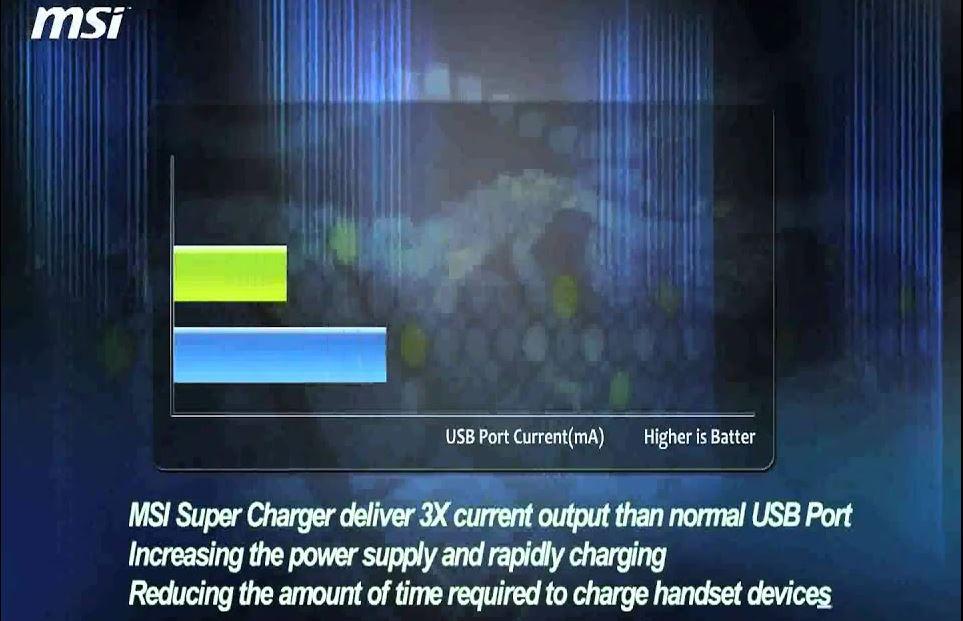 msi super charger screenshot